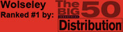 Wolseley Ranked #1 by: The Big 50 Distribution