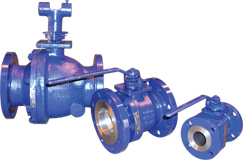 Floating Ball Valve (JAG)