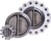 High Performance Dual Door Check Valves