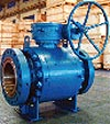 Trunnion Ball Valve (JAG)
