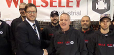 Wolseley Industrial Canada Inc. Acquires Medallion Pipe Supply Company Ltd.